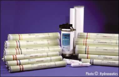 Hydranautics water filters